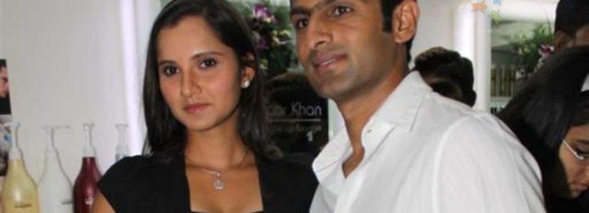 Said NO to Bollywood – Shoaib Malik and Sania Mirza