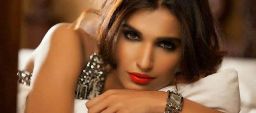 Model Amna Ilyas's Photoshoot for a Magazine