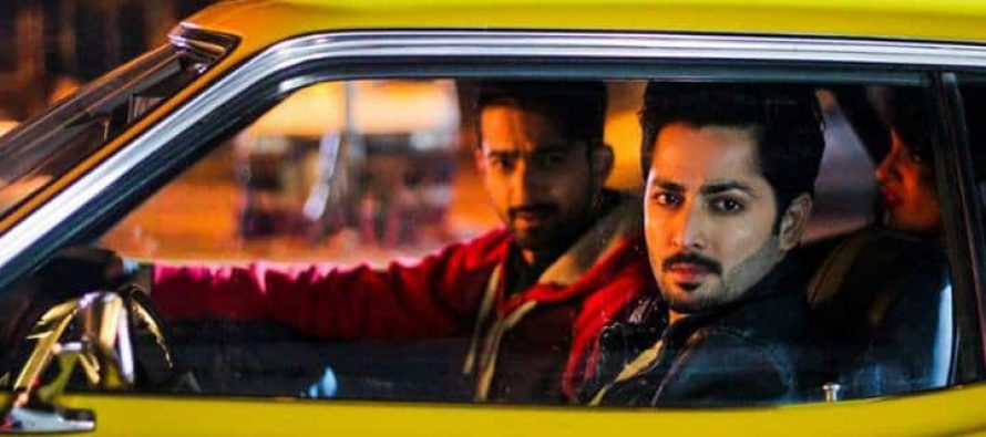 Danish Taimoor will make his film Debut with upcoming movie 'Jalaibee'