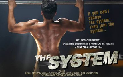 Upcoming Pakistani Movie 'The System' will Release in 2014