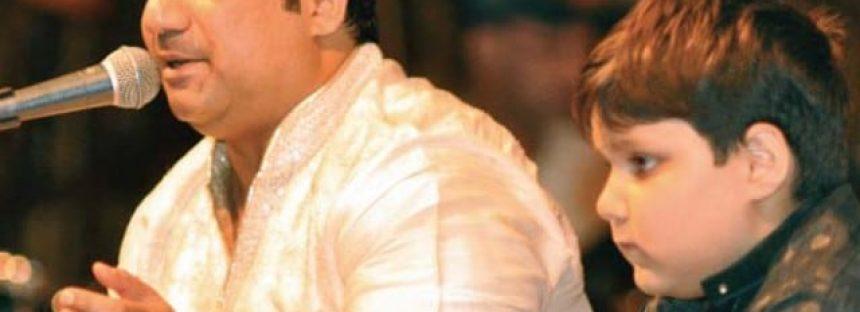 Rahat Fateh Ali Khan Denies Second Marriage Rumors on Cut!