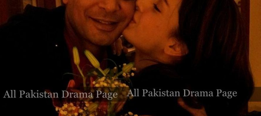 Mahnoor Baloch Celebrated her Birthday with Friends