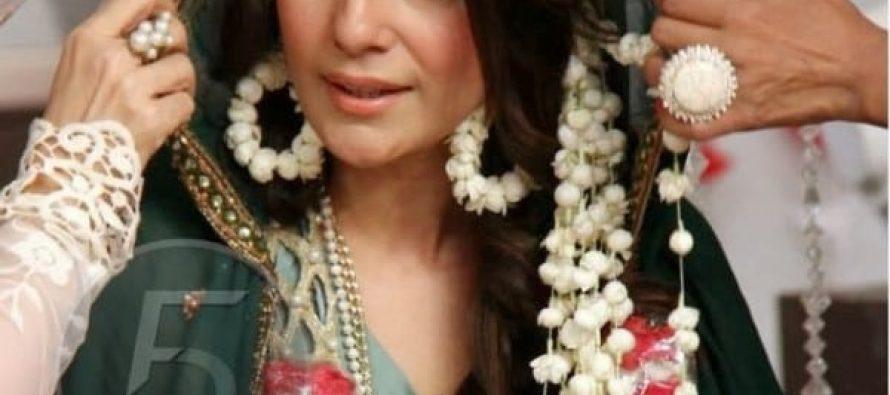 Actress/ Host Kiran Khan Wedding Pictures Released!