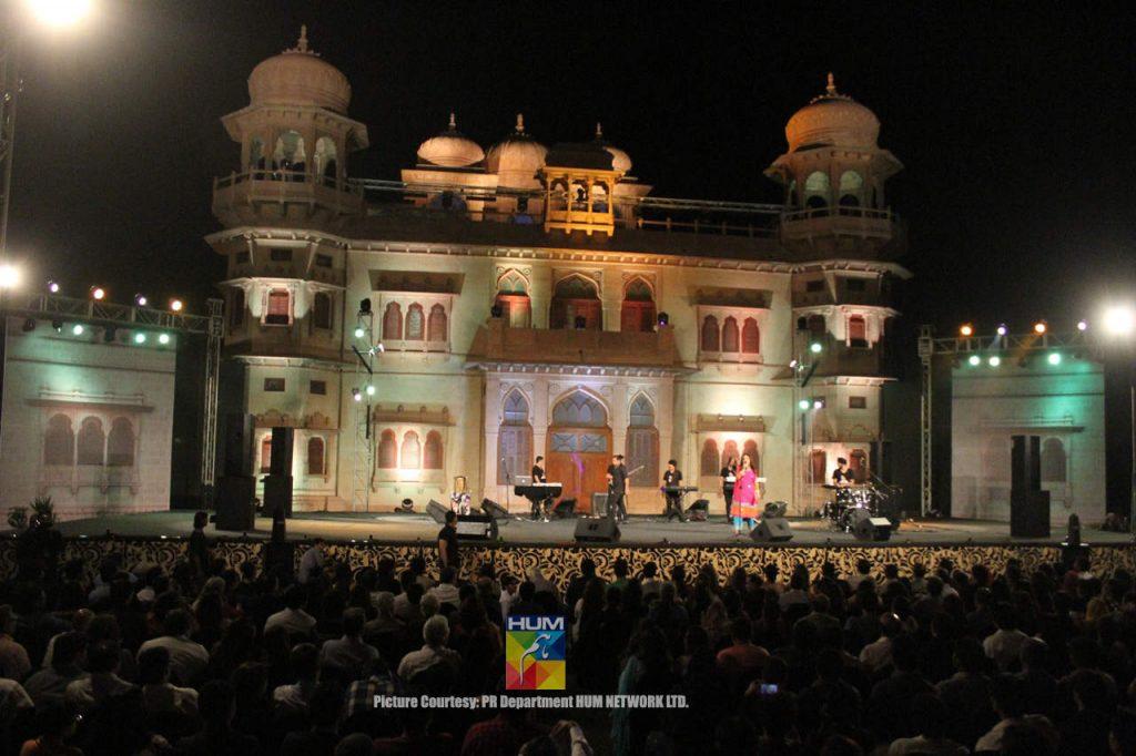 Mika Singh Karachi Concert Mohatta Palace 5