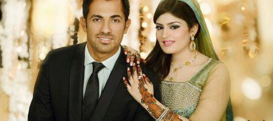 Wahab Riaz, facing police case for violating one-dish rule