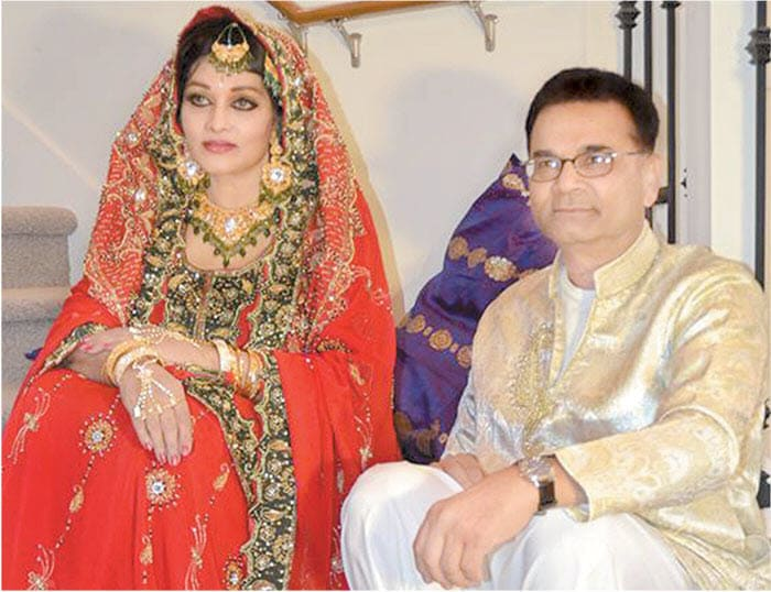 bindiya marriage