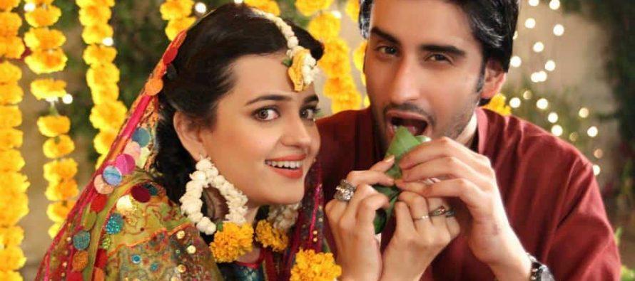 "Drama Serial ""Rukhsar"" On-Set Photoshoot"