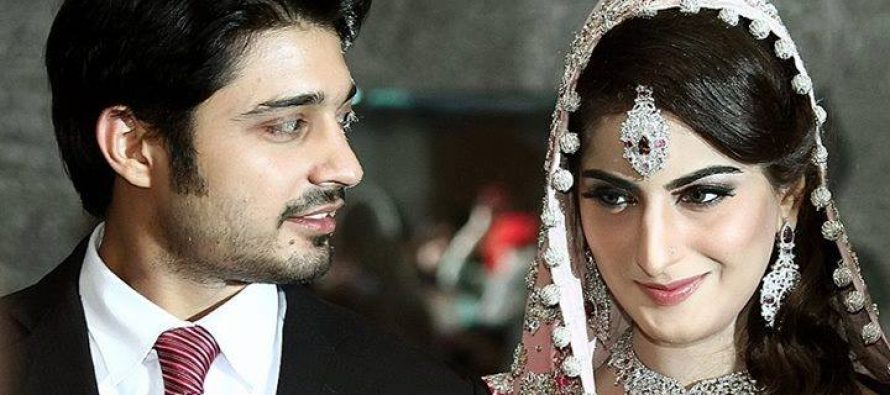 Babar Khan and Sana Khan Wedding Pictures Released!