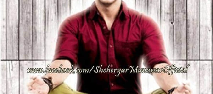 Shehryar Munawwar Photoshoot for Leading Fashion Store