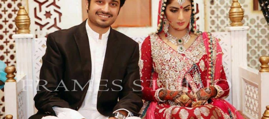 Sana And Babar Khan S Wedding Pictures
