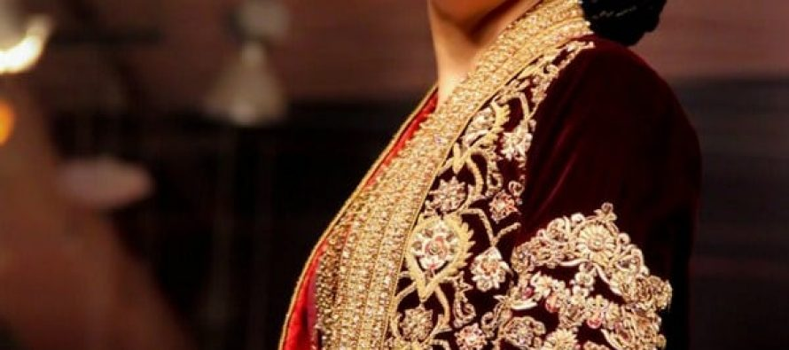 7th Pantene Bridal Couture Week 2013-Picture Collection