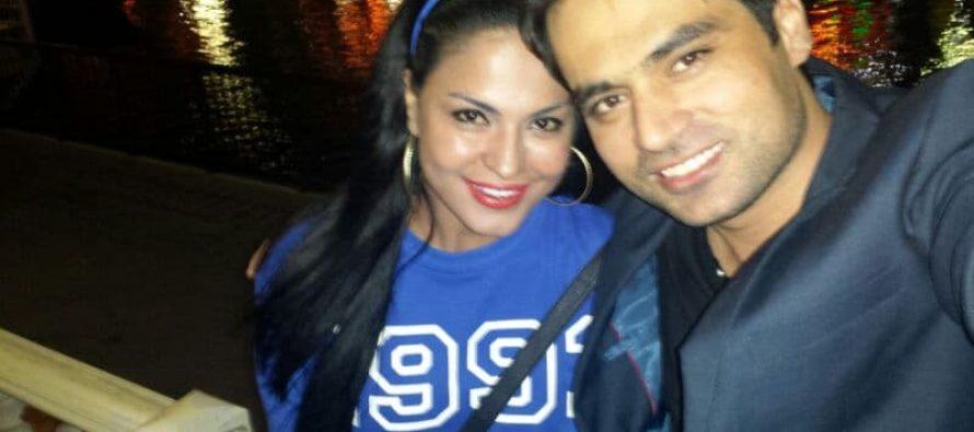 At-last, Veena Malik Got WedLocked.