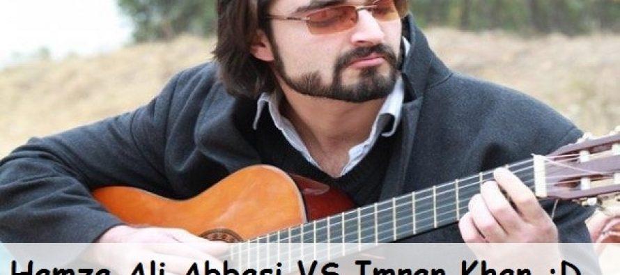 Hamza Ali Abbasi Impersonates Imran Khan in UAE-A Must Watch Video