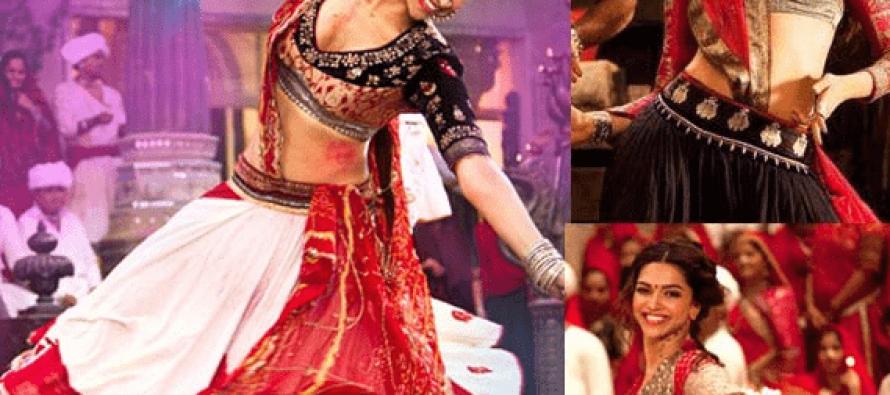 Who is behind Deepika Padukone's beautiful look in Ram-leela ?