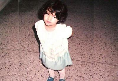 VJ-Mahira-Khan-Childhood-Pic