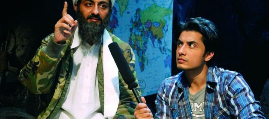 Ali Zafar Makes an Important Contribution to the Sequel of 'Tere Bin Laden'