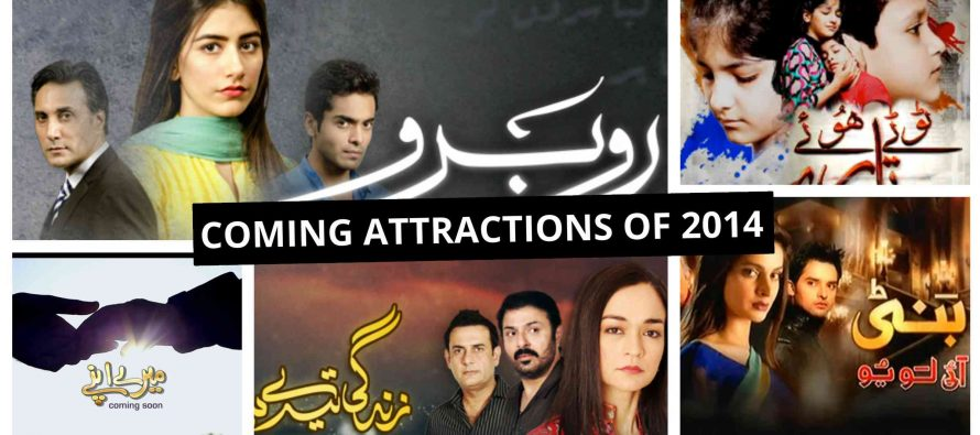 Coming Attractions of 2014