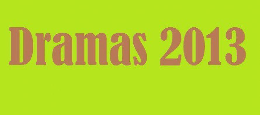 2013 Dramas – Hits and Misses