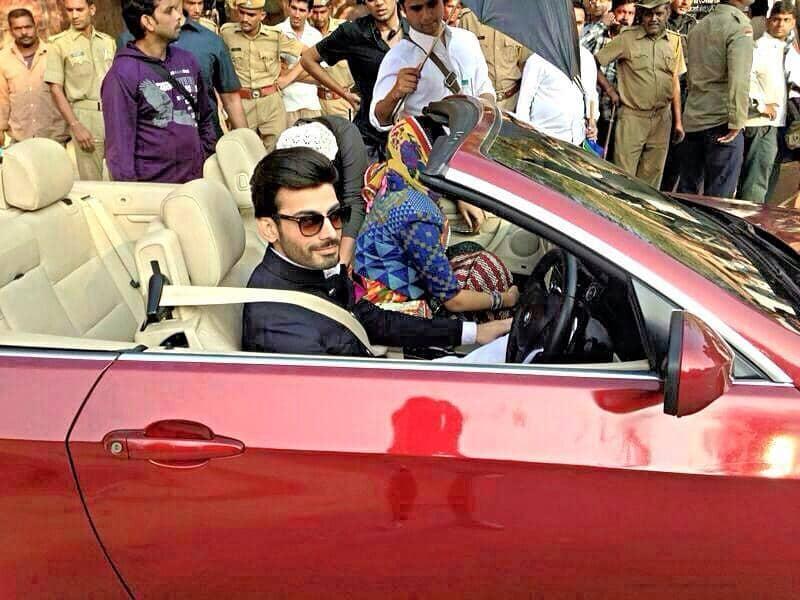fawad khan new look