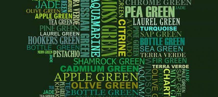 Green in Fashion