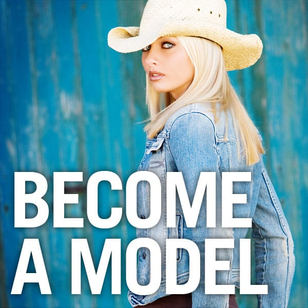 how to become model
