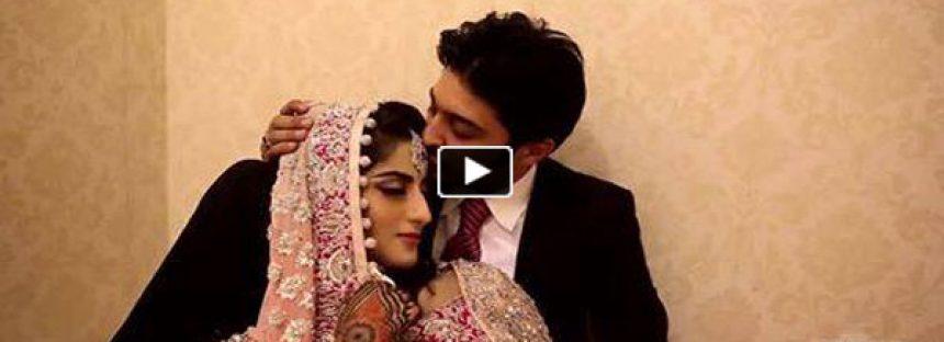 Babar Khan & Sana Khan beautiful Wedding Video
