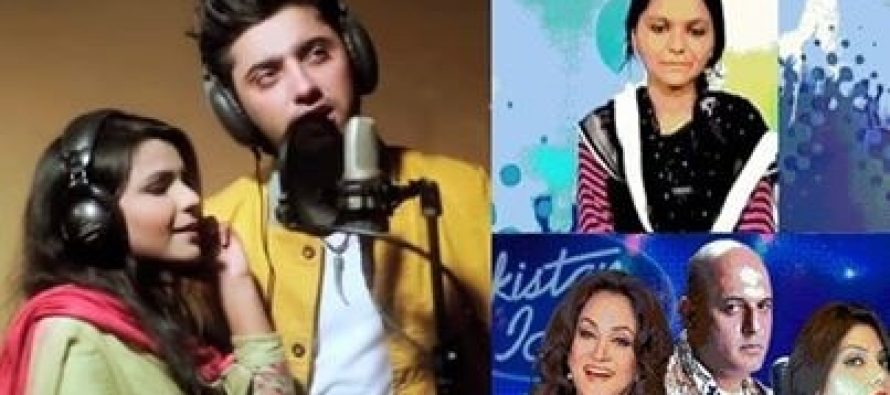 A Big Slap on Pakistan Idol Judges, A Hit Song Naina Lage Released!