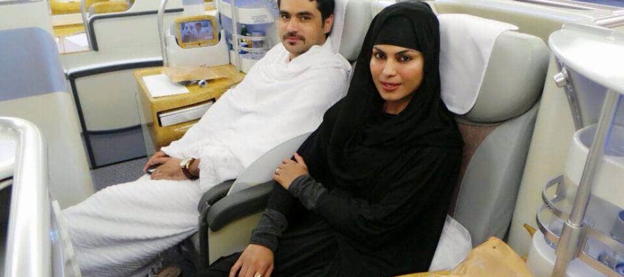 Veena Malik's Video Message for her Viewers