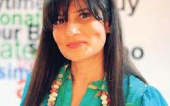Frieha Altaf – the fashion icon of Pakistan