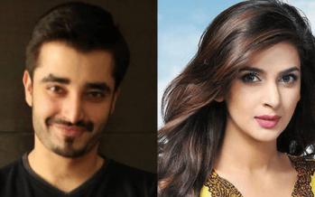 Hamza Ali Abbasi and Saba Qamar dating?