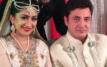 Madiha Rizvi married to Hassan Nauman