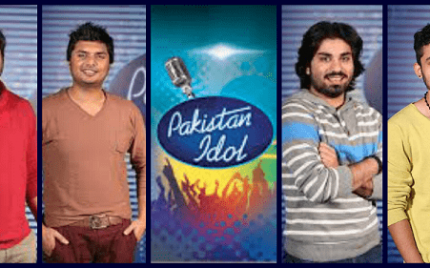 Pakistan Idol Week 08 – Results!