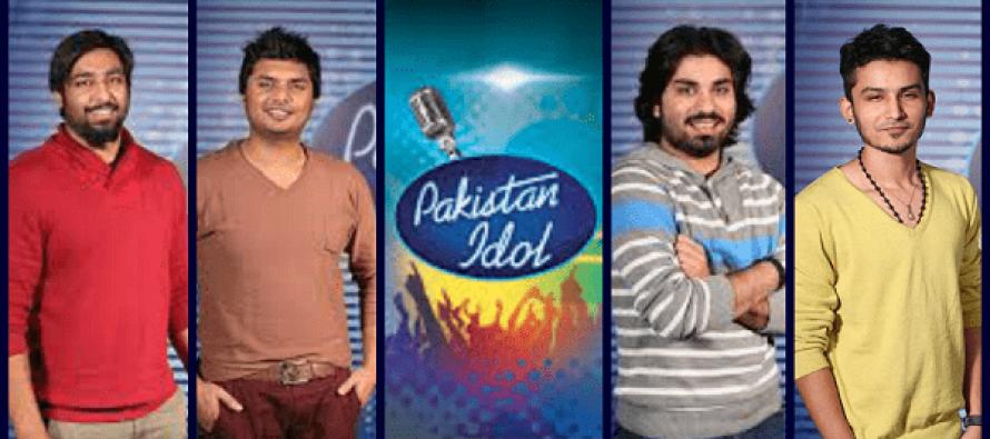 Pakistan Idol Week 08 – Results!