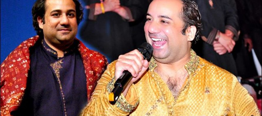 Rahat Fateh Ali Khan injured in traffic accident