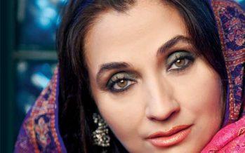 Salma Agha, ready to back on silver screen