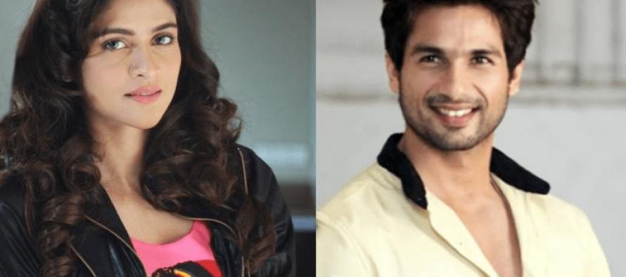 Arij Fatima offered a movie opposite Shahid Kapoor!