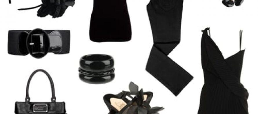 The Colour Black
