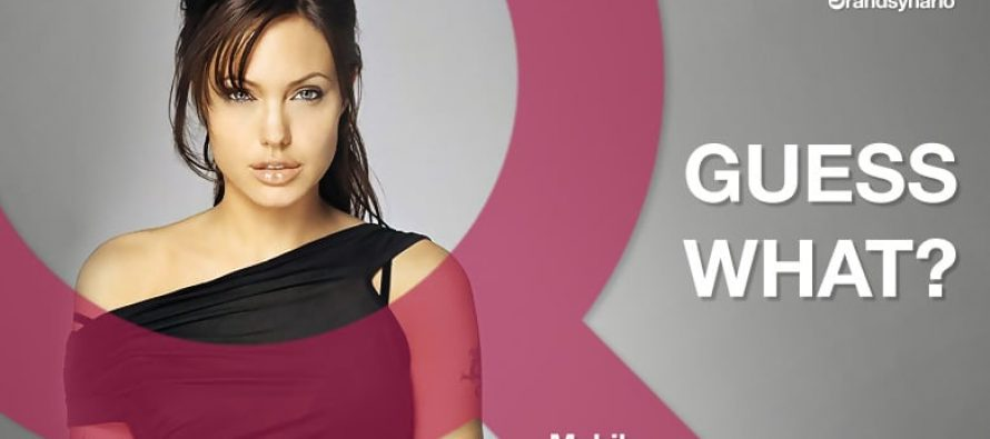 Angelina Jolie Soon To Be Seen In Q-Mobile Advertisement