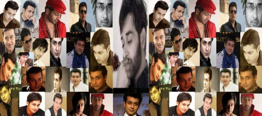 Faysal Qureshi and his experimentation with his looks!