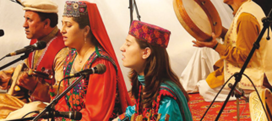 Those who don't sing for money – Sufi artists