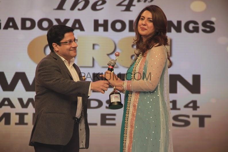 Sidra-Iqbal-Won-4th-GR8-Women-Awards-2014-1