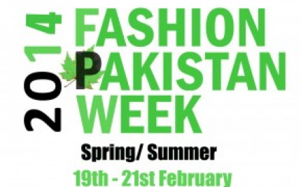 Fashion Pakistan Revealed Details For FPW-2014