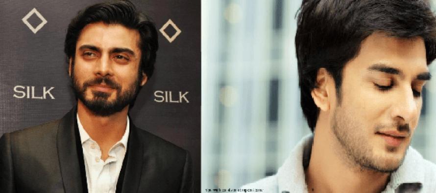 Fawad Khan & Imran Abbas among TOP 10 MOST ANTICIPATED DEBUTANTES