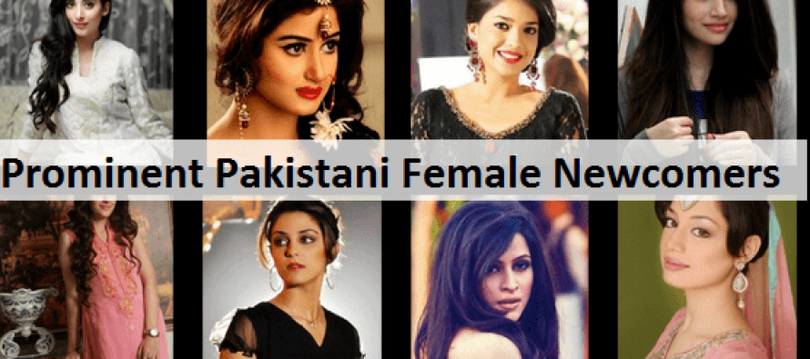 Female Newcomers Who Are Doing Really Good As Actresses in Pakistan!