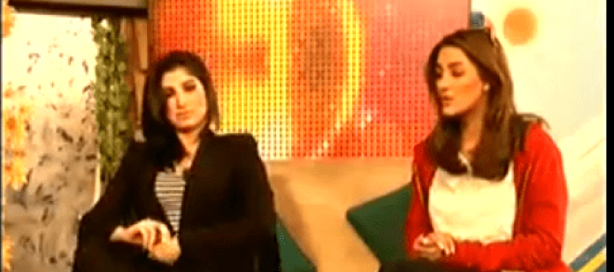 Qandeel Baloch's Criticism Forced Mathira to Leave the Show!