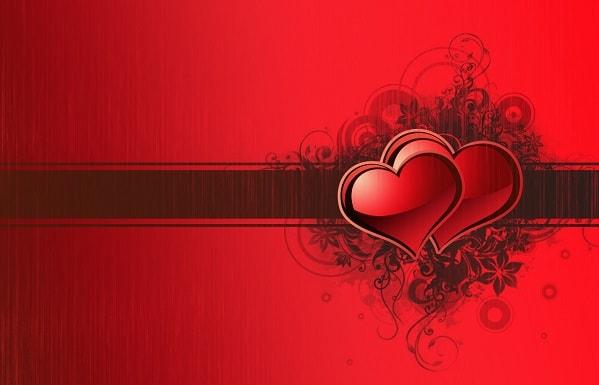 Valentines Day Love Art