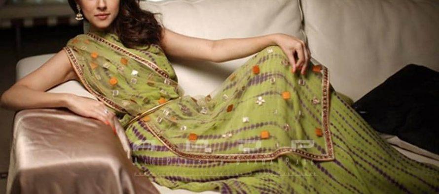 Ainnie Jafferi's Photoshoot for Misha Lakhani!