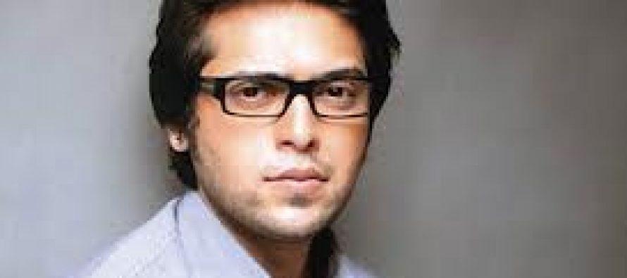 Fahad Mustafa and Javed Sheikh, working together in film 'Na-maaloom Afraad'
