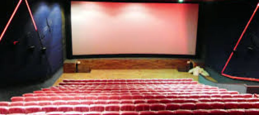 Cinema Halls deserted due to ban on new Indian films