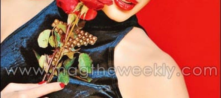 Mehwish Hayat's Special Photoshoot for Valentines' Day-2014